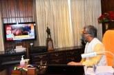 मुख्यमंत्री ने प्रधानमंत्री के 'मन की बात' कार्यक्रम को सुना