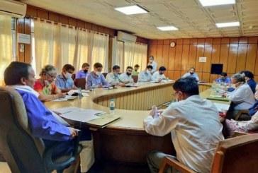 राज्य के प्रत्येक काॅलेज में 25 जून तक ई-ग्रंथालय स्थापित किया जाय :उच्च शिक्षा मंत्री डाॅ. रावत