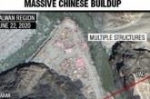 गालवान घाटी की सैटेलाइट तस्वीरों में दिखे चीन के बनाए ढांचे