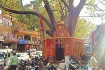रुद्रप्रयाग: चारधाम सड़क परियोजना के लिए टूटा रुद्रप्रयाग का हनुमान मंदिर