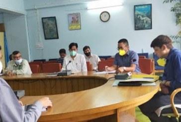 नई टिहरी: जिलाधिकारी मंगेश घिल्डियाल की अध्यक्षता में हरेला पर्व की तैयारियों को लेकर एक बैठक संपन्न हुई