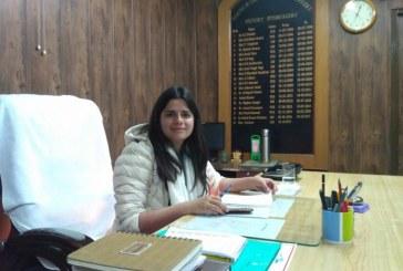 केदारनाथ में पुनर्निर्माण कार्य में बढ़ाई जाए मजदूरों की संख्याः जिलाधिकारी वंदना सिंह