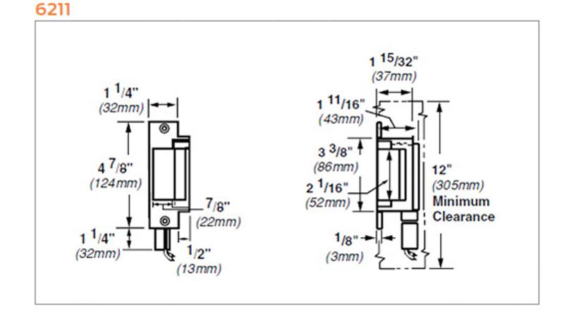 electric door strike wiring diagram rainfall precipitation » hardware genius