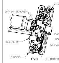 Precision Exit Device Wiring Harness Parts : 42 Wiring ...