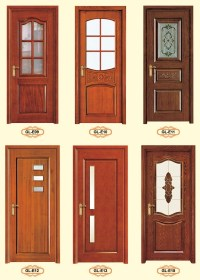 2015, more luxurious, more choices - Glass wooden doors