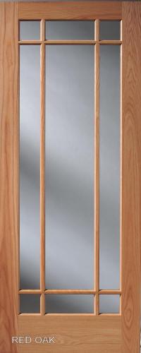 Homestead Interior Doors  French Prairie 9Lite Doors