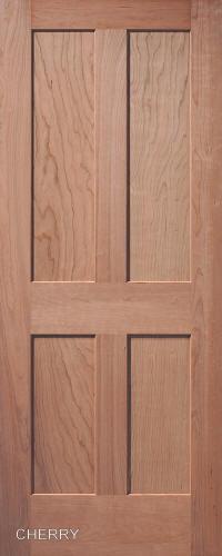 Homestead Interior Doors  Traditional 4Panel Door