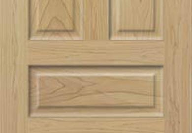 5 Panel Wood Door Interior