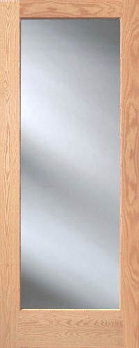 Red Oak Full View French Interior Doors Homestead Doors