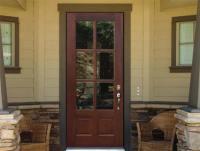 Wood Exterior Doors Photo Gallery - Homestead Doors - The ...