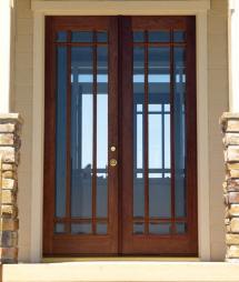 Front Entry Doors with Glass