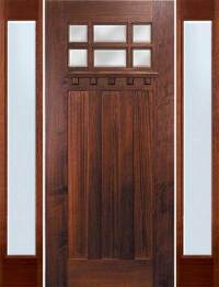 Front Doors Creative Ideas: Craftsman Style Front Door
