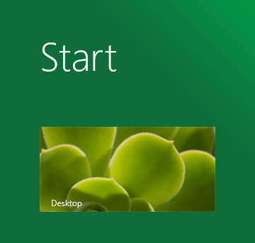 How To Resize Windows 8 Start Screen Tiles