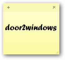 List Of All Keyboard Shortcuts For Sticky Notes In Windows 7
