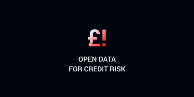 open data and credit risk