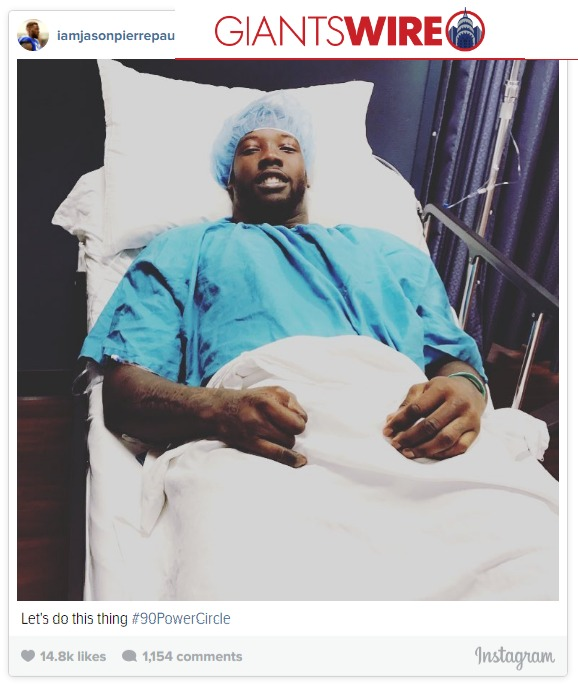 "Jason Pierre Paul Nfl Contract: Your ""December Is Knucklehead Season!"" Wednesday Evening"