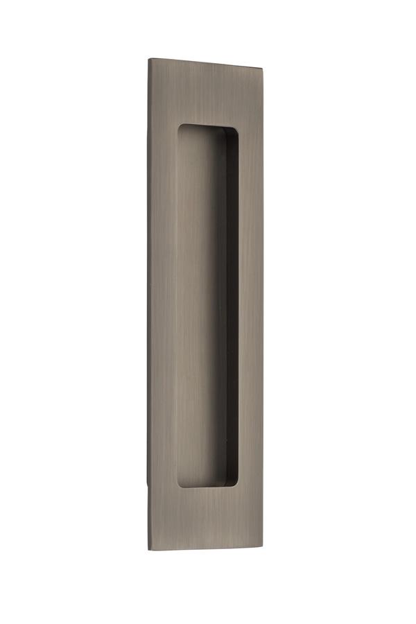 """Emtek 220307 Modern Rectangular Flush Pull 7"""""""