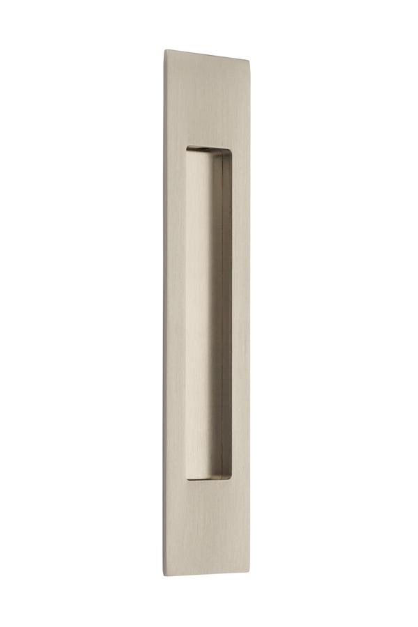 """Emtek 220310 Modern Rectangular Flush Pull 10"""""""