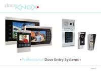 Page 1 - DoorKnox-Manual