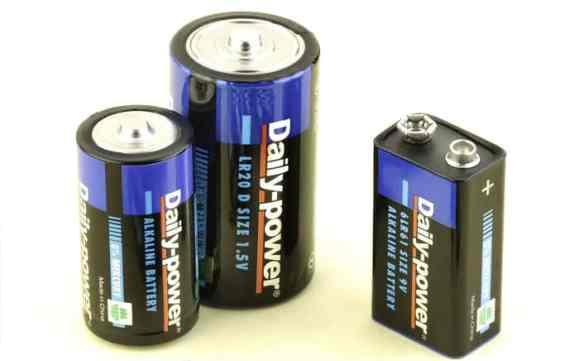 how to change battery in door lock