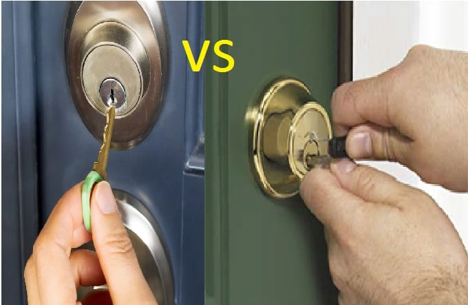 Rekeying Vs Changing Locks Which Option Is Best For You