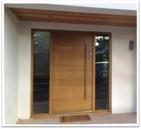 Wood Exterior Door | Modern Home & House Design Ideas