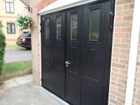 Carteck Side Hinged Insulated Camberley - Doormatic Garage ...