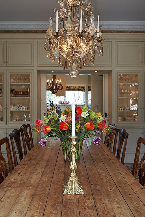 cheap franse eethoek antiek doornebal interieurs with