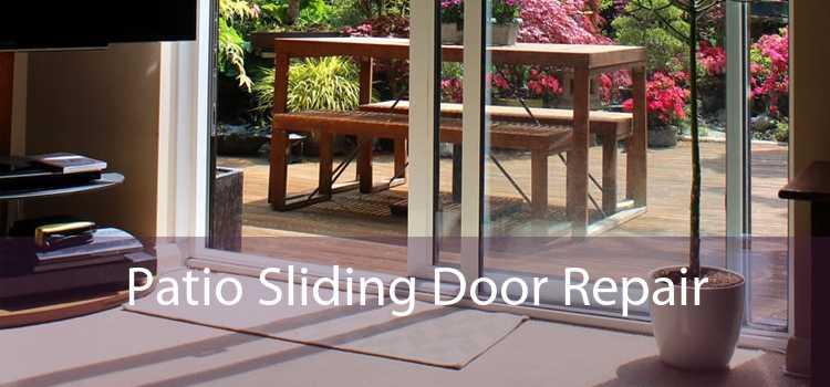 patio sliding door repair