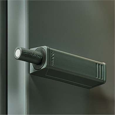 kitchen cabinets sizes lighting pics blum push touch adaptor for doors - buy online
