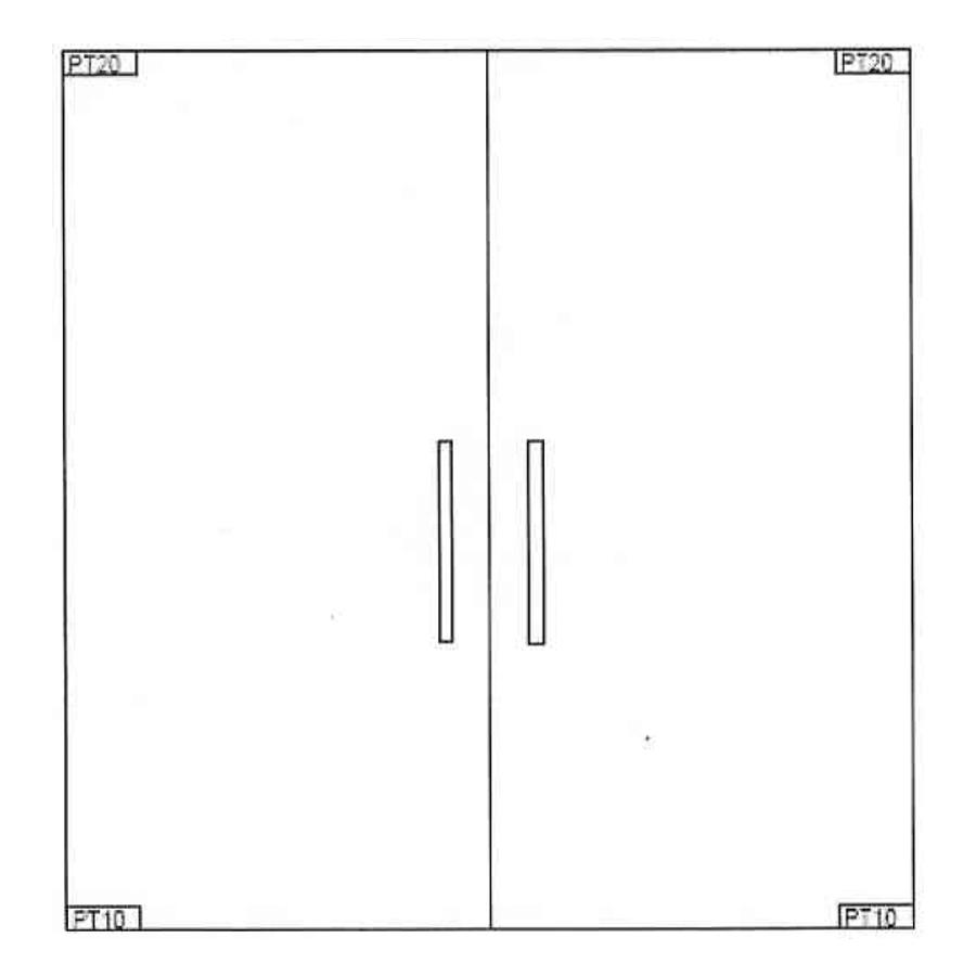 Viva Glass Door Design
