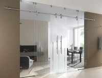 Glass Sliding Doors | Glass Partition Wall | Internal ...