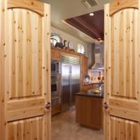 Sierra AugustaWood interior doors; rustic alternative to ...