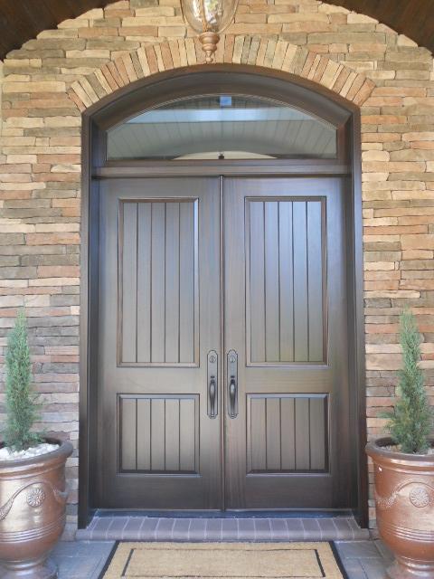 Doors Crafter is a manufacturer of unique entry door