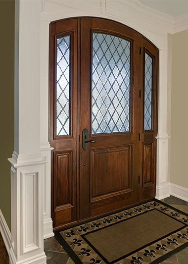 CUSTOM WOOD DOORS Entry Door Sand Interior Doors From