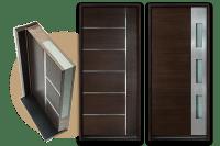 Modern Wooden Front Doors | www.pixshark.com - Images ...