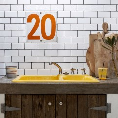 Colored Kitchen Sinks Cabinets New Orleans Brightly Door Sixteen