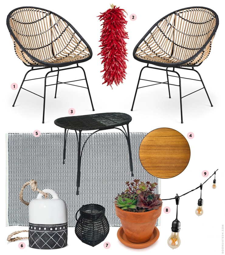 Small Patio Plan - doorsixteen.com