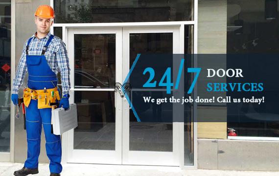 Store Front Door Repair