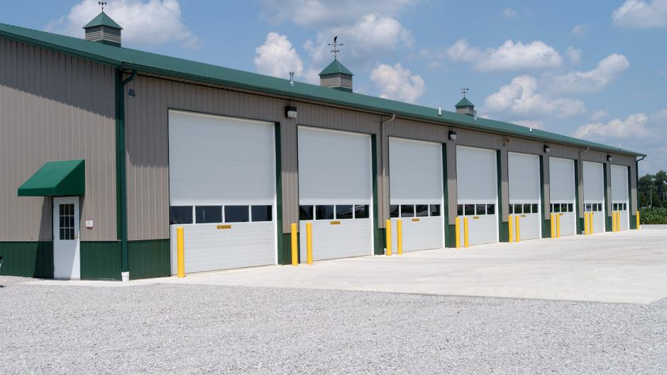 Commercial Garage Door Service and Repair