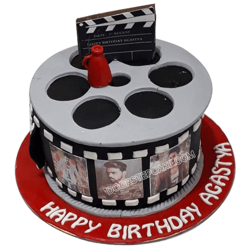 Movie Themed Birthday Cake Design For Boys Doorstepcake