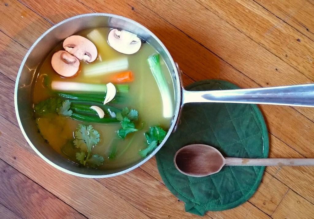 Chicken Soup Pot