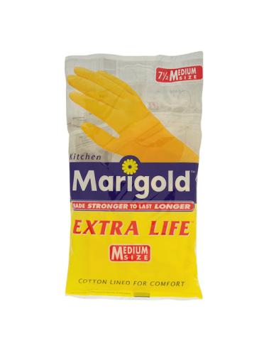 Marigold Kitchen Extra Life Gloves 75 Medium Size