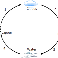 Water Cycle Diagram With Questions Sets In Maths Venn Diagrams General Science Air And Nstse National Talent The Of