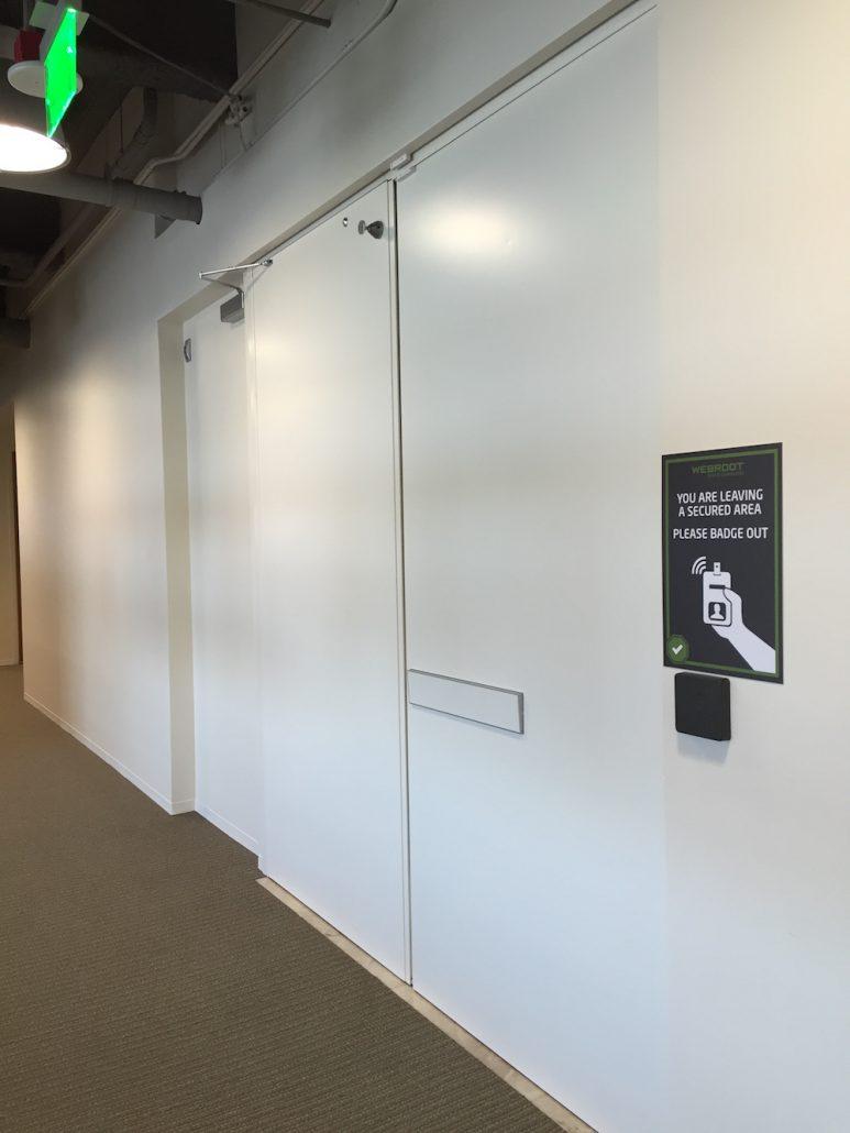 Cross Corridor Fire Doors  Door Systems