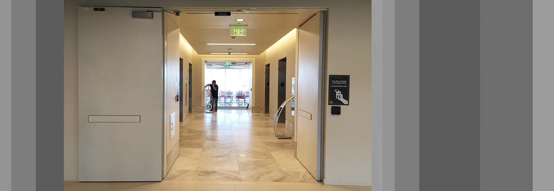 Door Systems  Integrated Door Assemblies  Smoke  Fire
