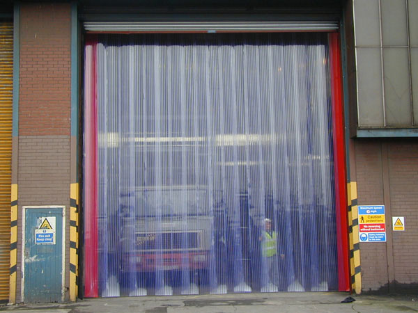 PVC Curtains  DoorTECHDoorTECH