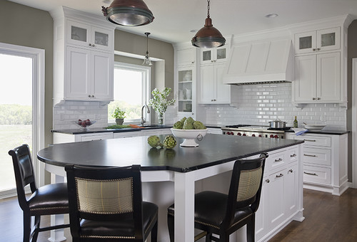 paint kitchen cabinets white freestanding pantry painting step by doorways magazine