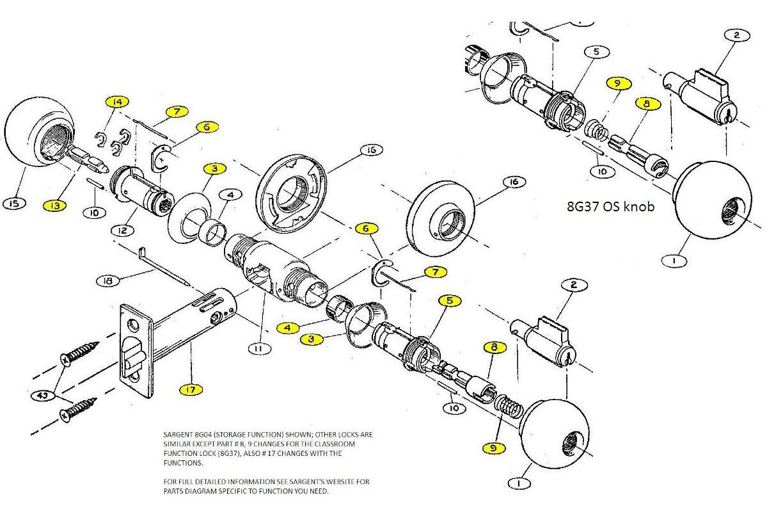 door handle parts diagram 3 way switch wiring power to light exterior threshold wood