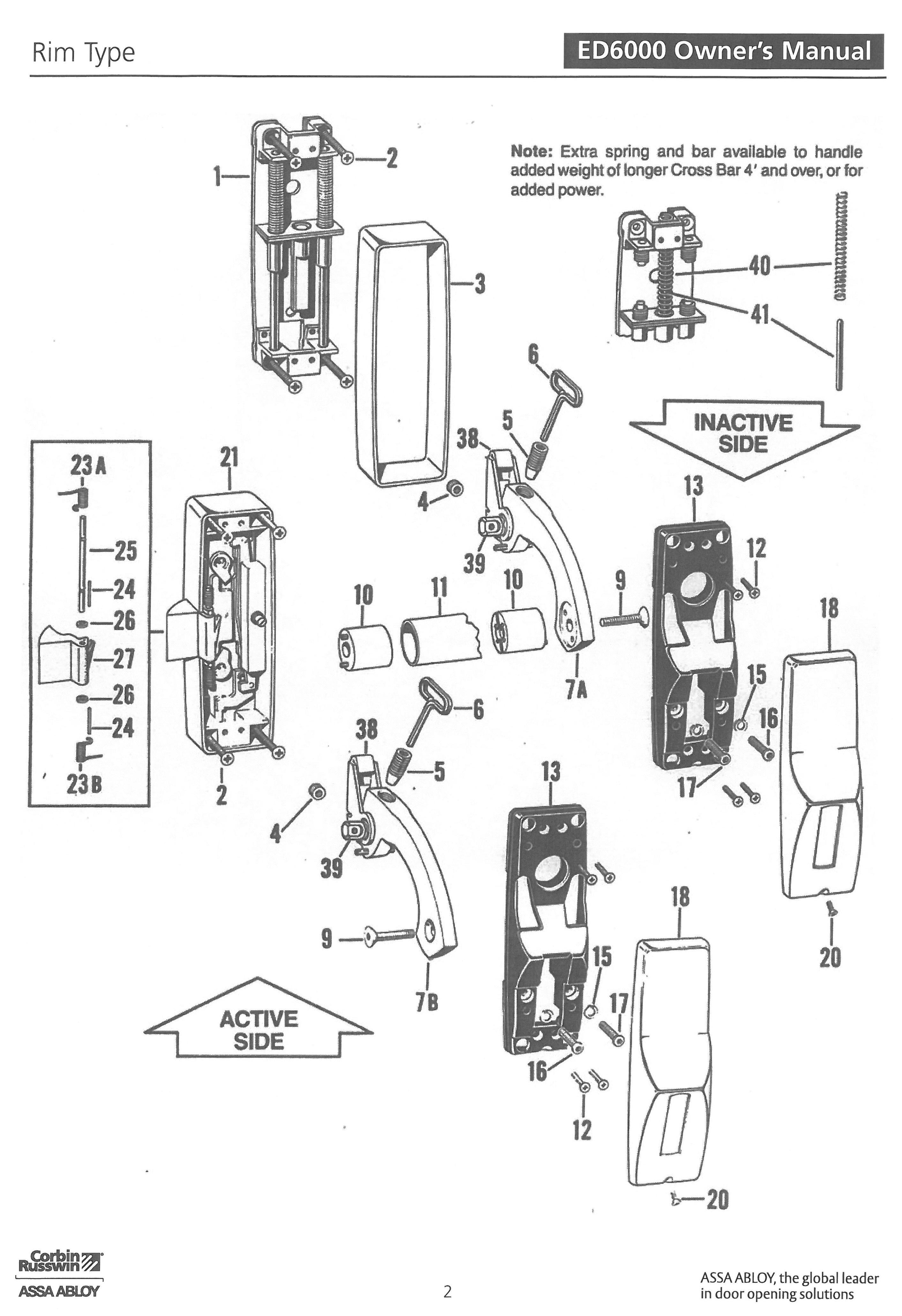 mortise lock parts diagram 7 way navigation wiring and fuse box